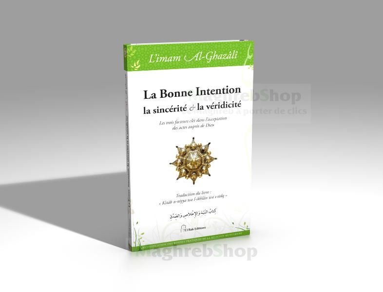 Livre : La Bonne intention