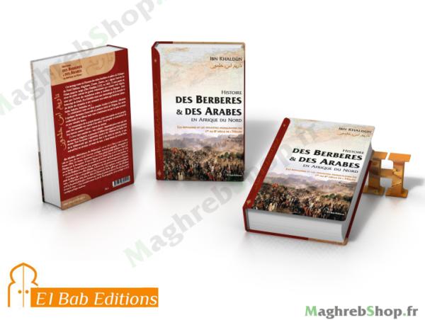 Histoire des Berberes & des Arabes