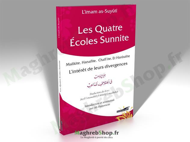 Livre : Les Quatre Ecoles Sunnite