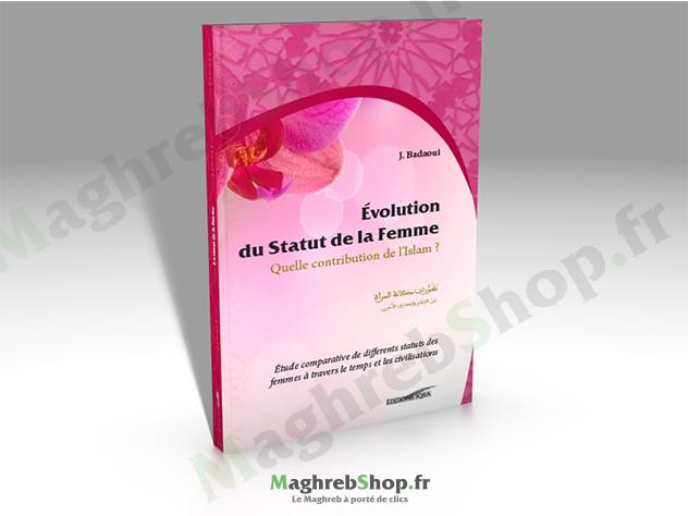 Livre : Evolution du statut de la femme