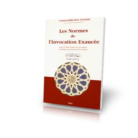 Livre : Les Normes de l'invocation Exaucée