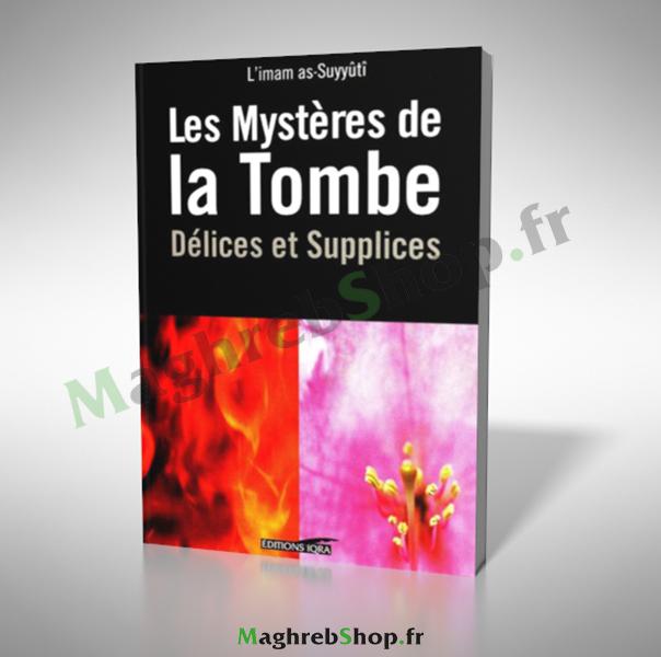 Livre : Les mystères de la tombe